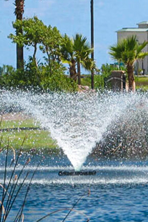 Otterbine Aerating Fountain