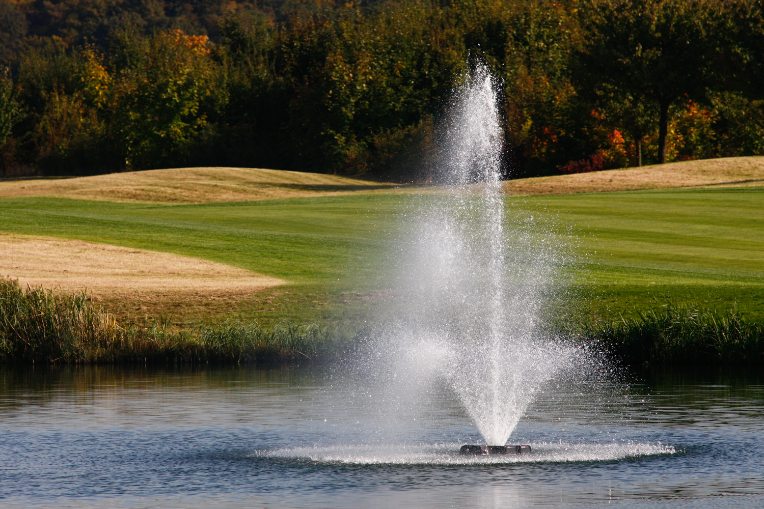 Golf Course Water Management System Otterbine
